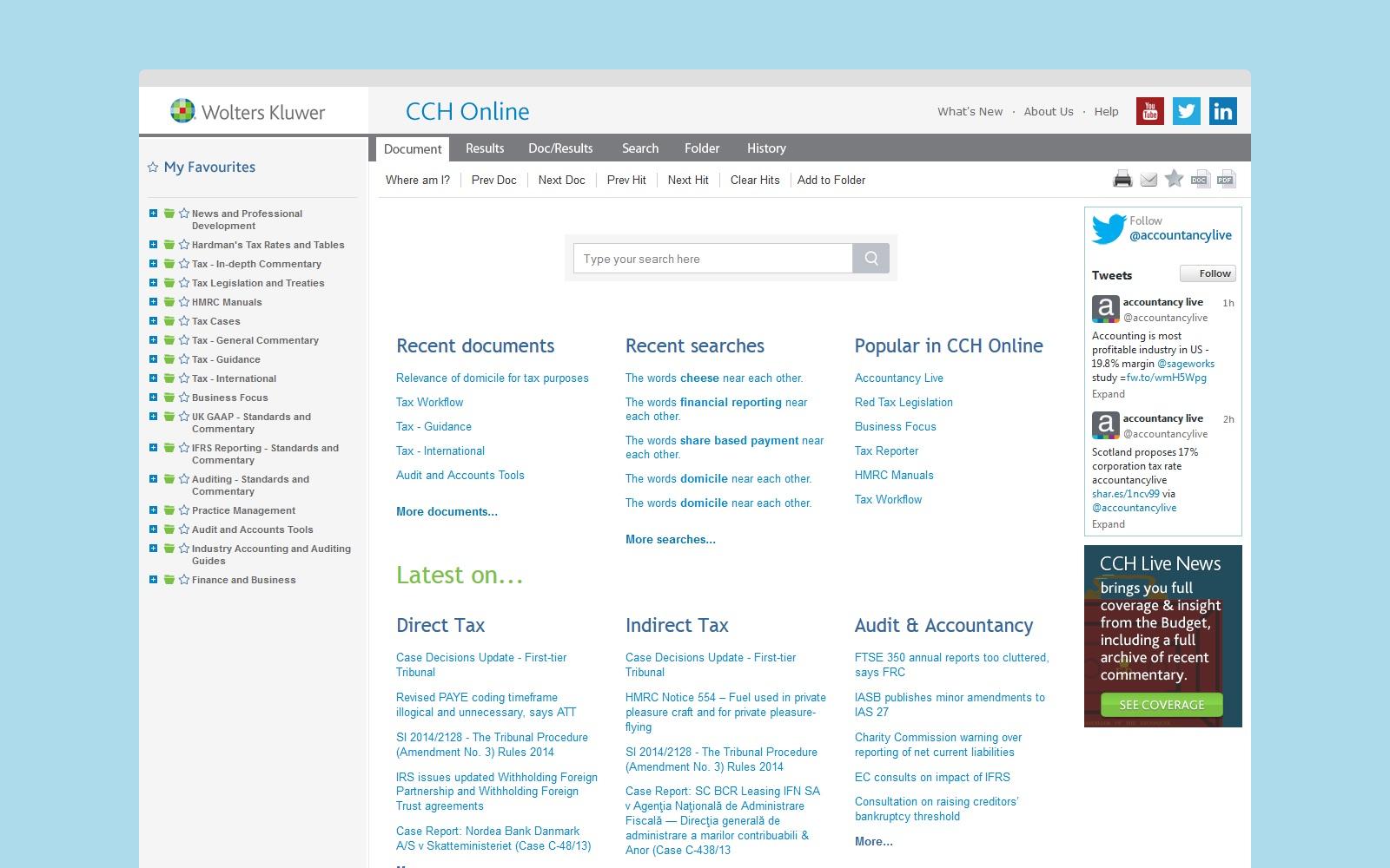 CCH-online-concept